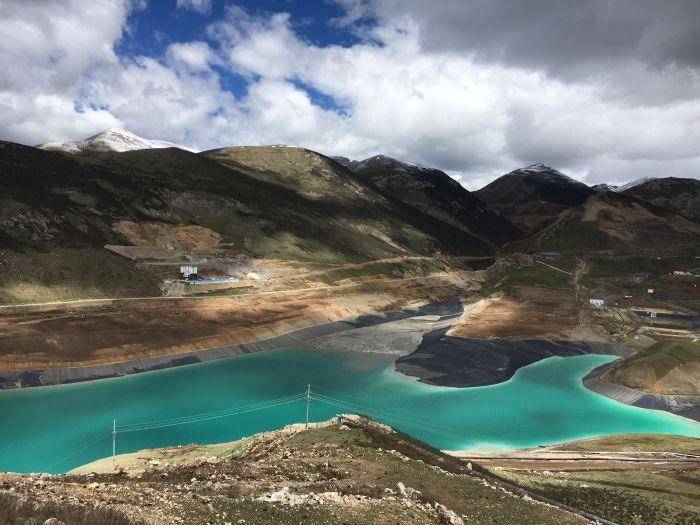 西藏玉龙尾矿库加高防渗