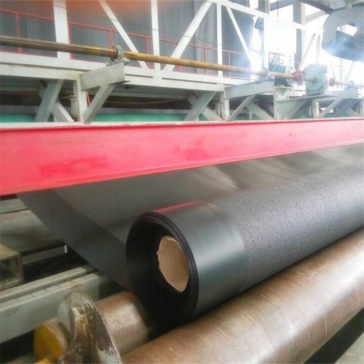 HDPE糙面土工膜生产线