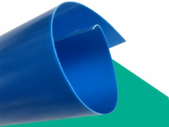 蓝色泳池用HDPE土工膜