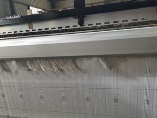 机织纤维土工布