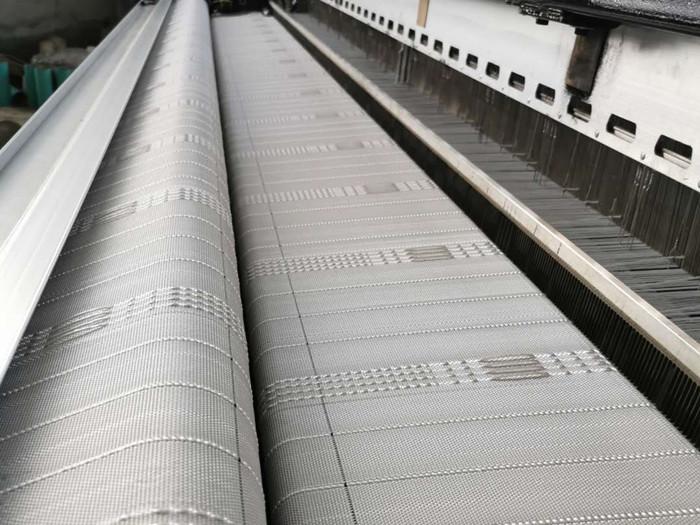 机织土工布生产线