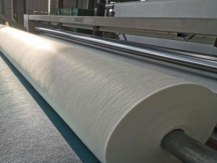 长丝土工布生产线