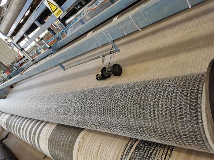 膨润土防水毯生产线